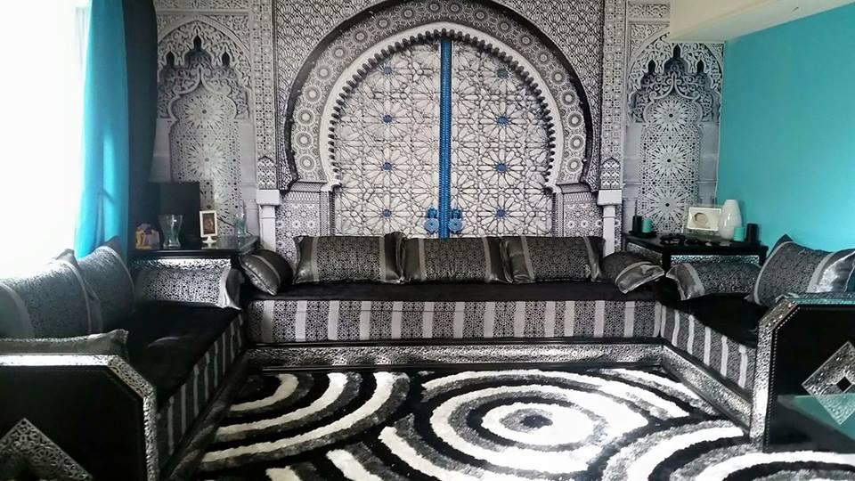 Oriental Déco SALON Marocain -