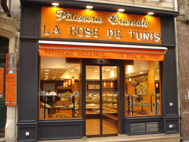 La Rose de Tunis, Pâtisserie Orientale, Marseille BledyShop