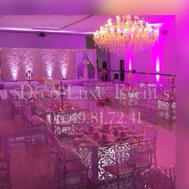 Décoration de mariage, Déco-Luxe Event's, Tours