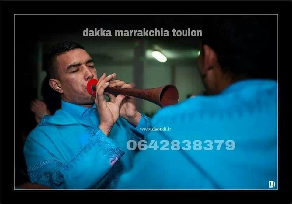 FLUTE, Dakka marrakchia Toulon, bledyshop