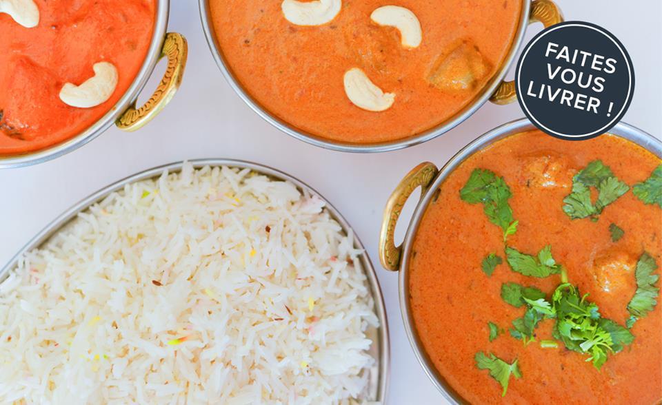 Livraison, Restaurant TAJ Orient, bledyshop