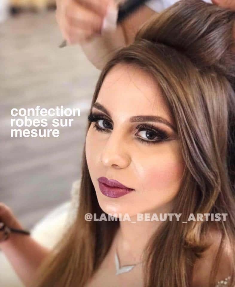 Mariage, Lamia Beauty Artist, beldy shop