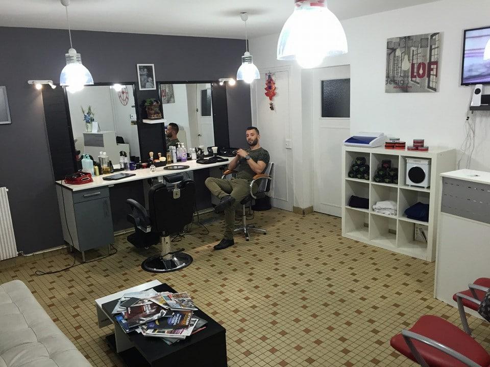 Salon intérieur, Biba coiffure, bledyshop