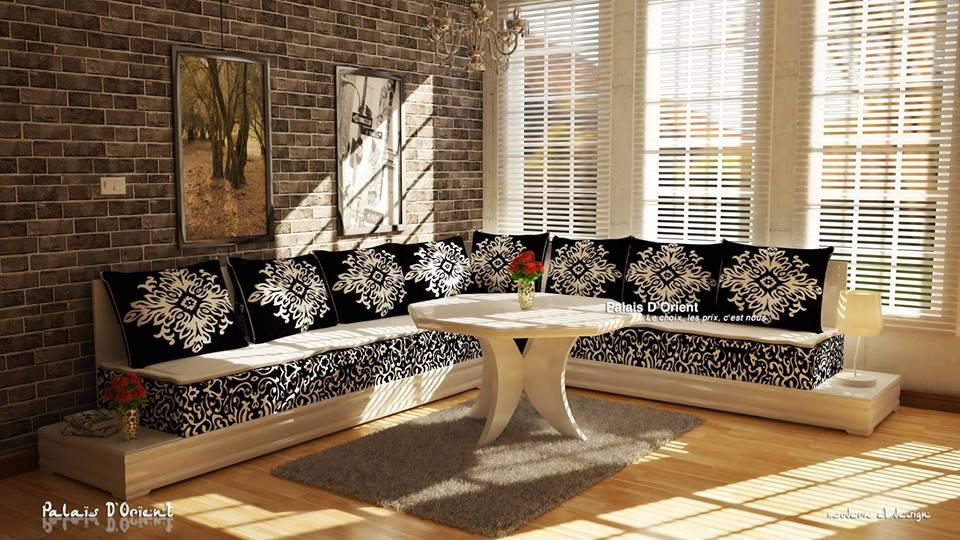 palais d 39 orient salons marocains sarrians bledyshop. Black Bedroom Furniture Sets. Home Design Ideas