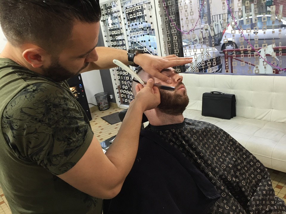 barbier, biba coiffure