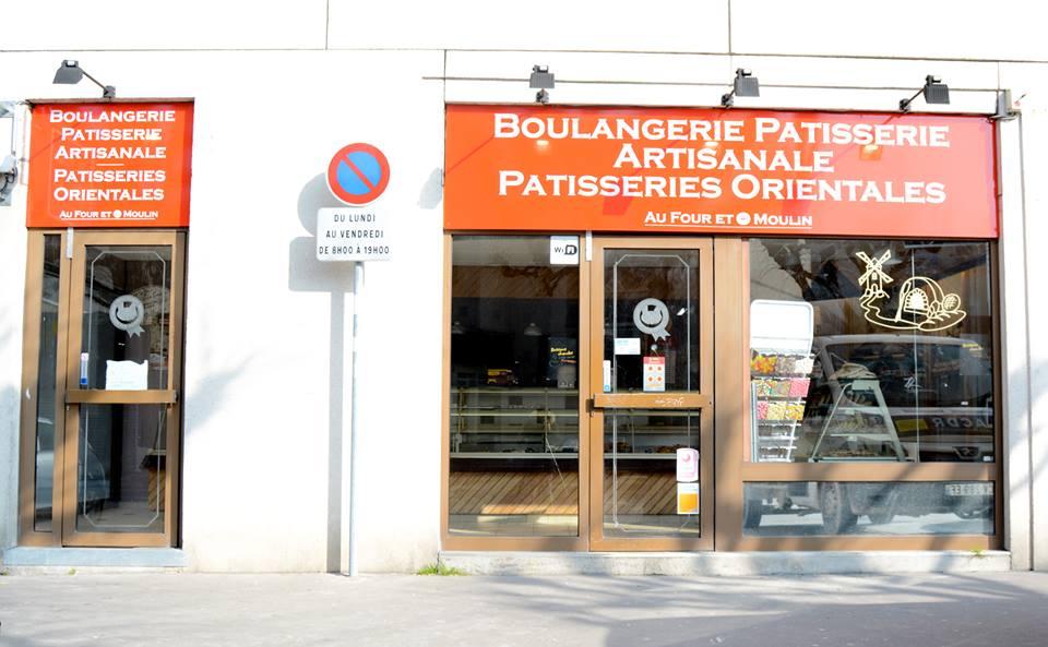 façade, Au Four et au Moulin, bledyshop