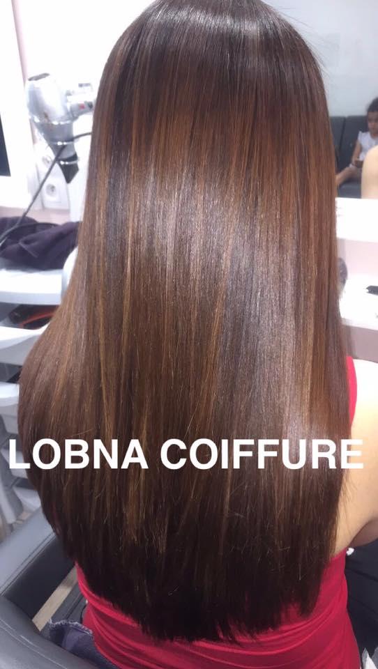 lissage, Lobna Coiffure, bledyshop