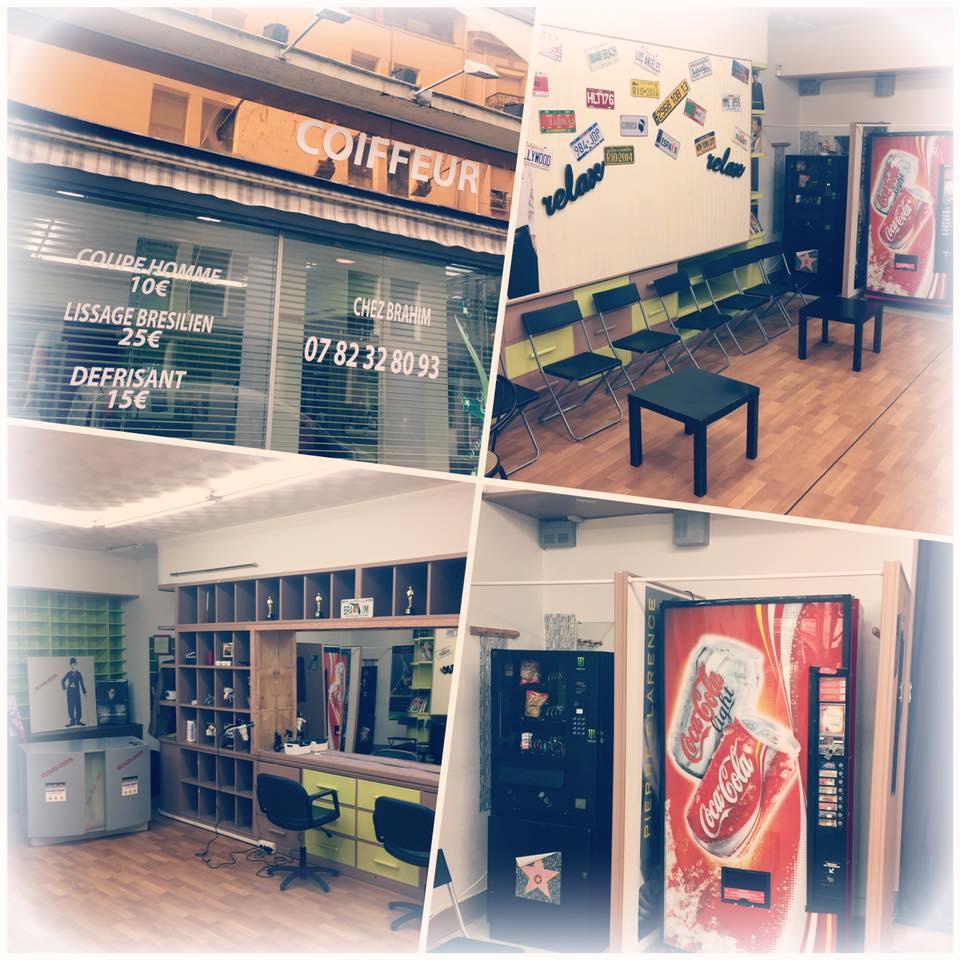 Intérieur, Salon de coiffureChez Brahim, bledyshop