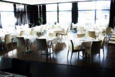 Salle intérieur design, Restaurant Archipel, Bledyshop