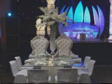 Trône et table, Traiteur et décorateur, Il était une fois, Mariage, bledyshop