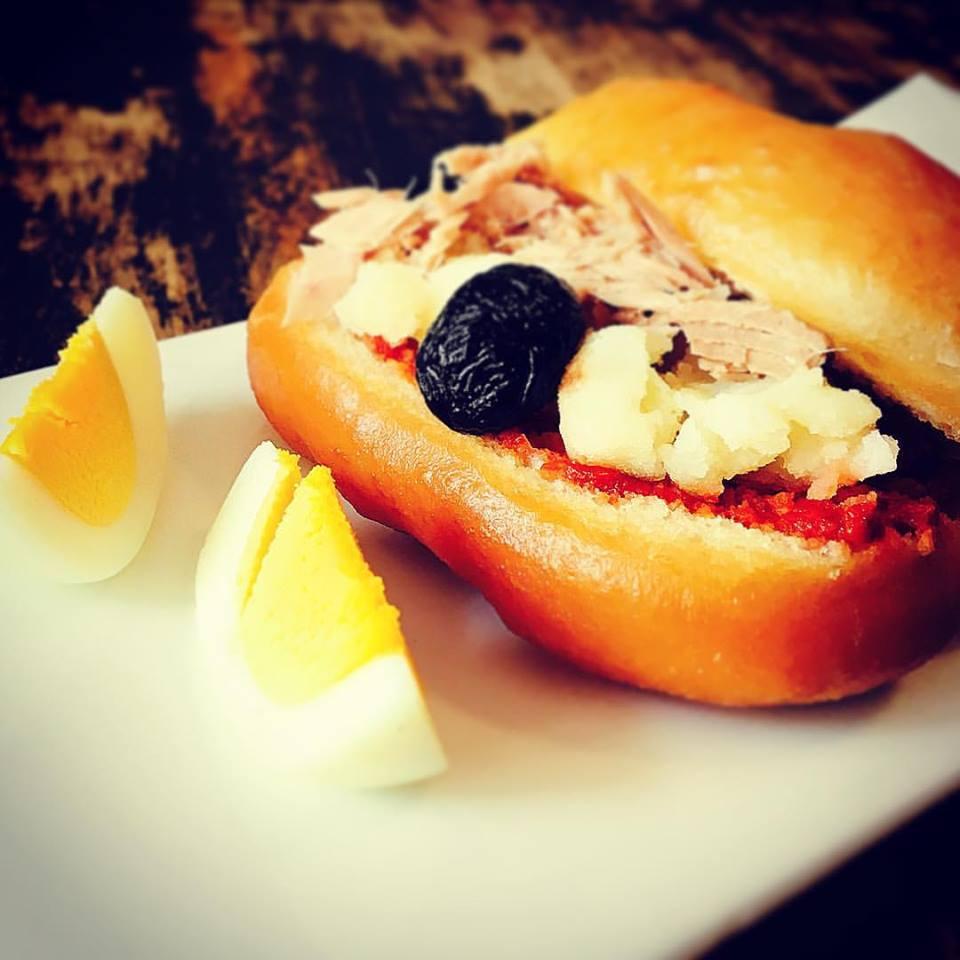 sandwich tunisien, figue et olive, bledyshop