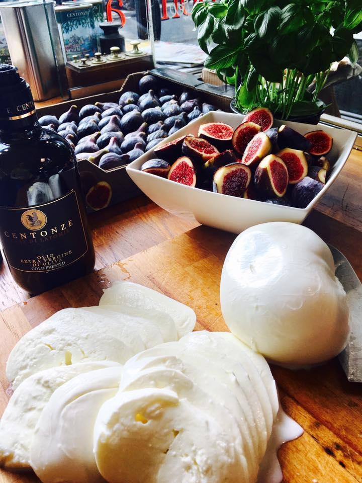 Brunch du dimanche, figue et olive, bledyshop