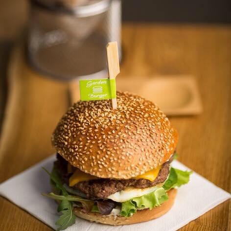 Burger, Garden Burger Annemasse, bledyshop