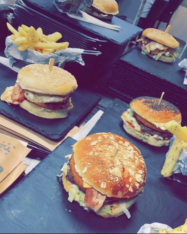 Burgers, O Plaisir, bledyshop