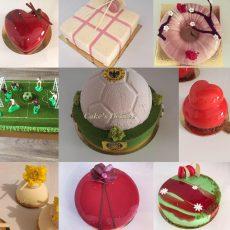 Gateaux, Cake's Delices Annemasse, bledyshop