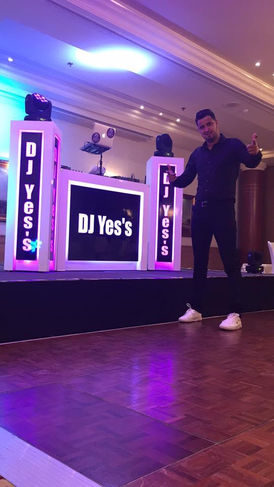 LE DJ, DJ Yes's Paris, bledyshop