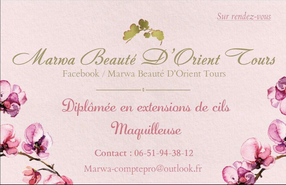 Marwa Beauté D'Orient Tours, bledyshop
