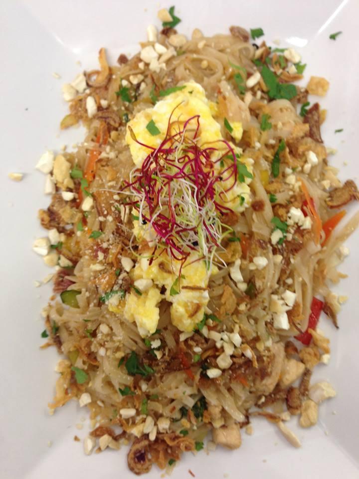 Pad thai, Wok King Street Halal, bledyshop