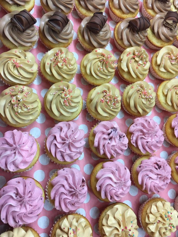 Plateau, Mademoiselle Cupcake, bledyshop