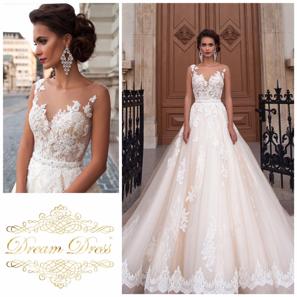 Robe de mariée, DreamDress Location, bledyshop