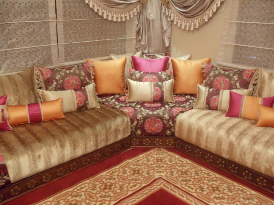 Salon marocain labaraka bledyshop for Salon marocain nimes