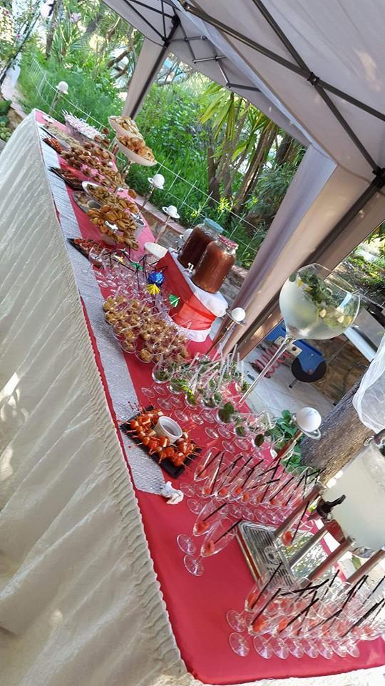 buffet de mariage, Traiteur Décoratrice Negafa Sanaa, bledyshop