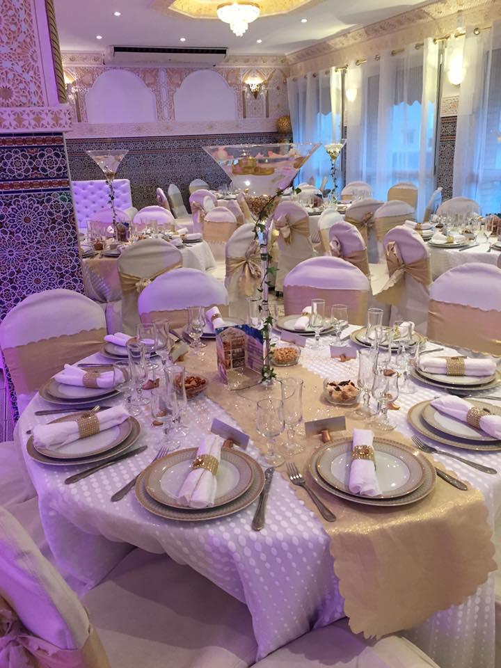 décoration mariage, Les Noces Royales, bledyshop