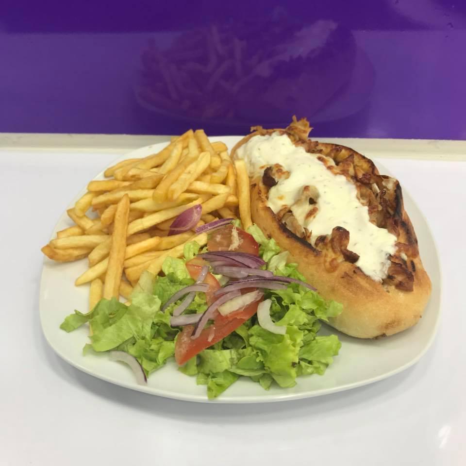 kebab, LE 75 RESTAURANT, bledyshop