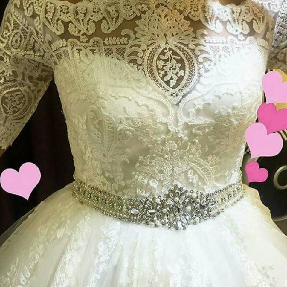 robe de mariée, mariage dalal