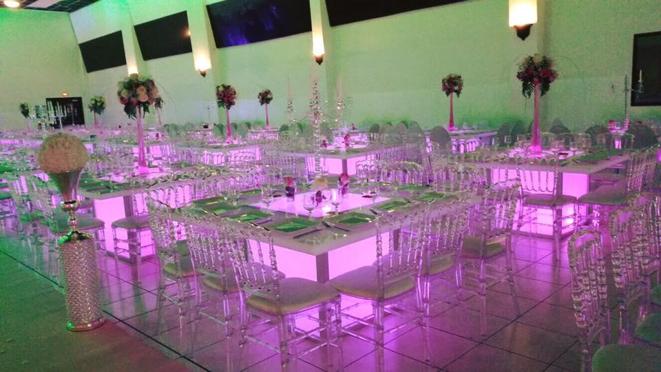 salle de mariage, Salle Aux tulipes, bledyshop