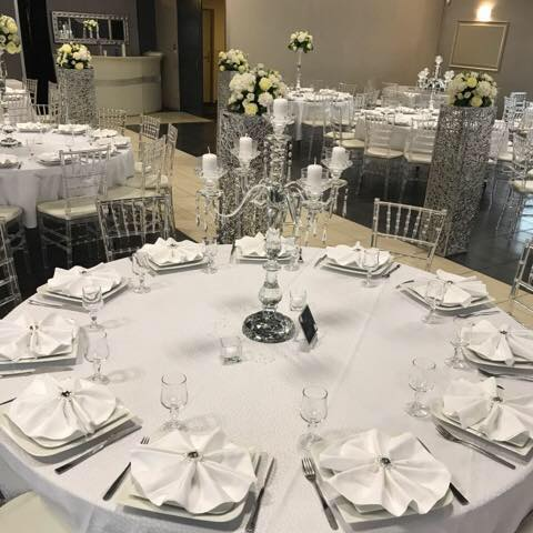 table de mariage, Imperial Receptions, bledyshop