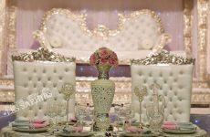 table des mariés,Traiteur Décorateur Les Saphirs, bledyshop
