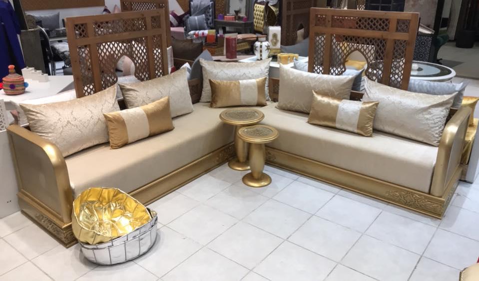 Carrefour de l\'orient salon marocain -