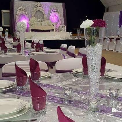 Décoration salle de mariage, Farah Decoration Tours, bledyshop