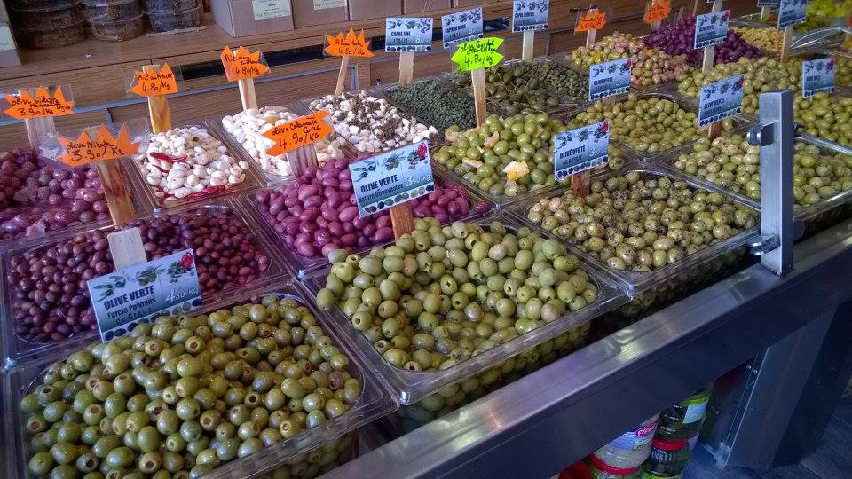 Olives, Saladin Épices du Monde, bledyshop