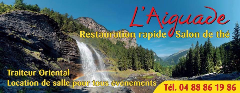 Restaurant Salon de Thé L'aiguade, bledyshop