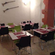 Salle, Restaurant Salon de Thé L'aiguade, bledyshop