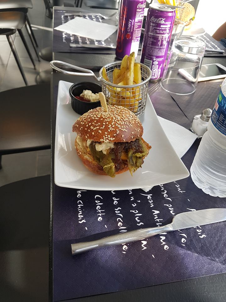 Chicken cheese, Classic Burger, bledyshop