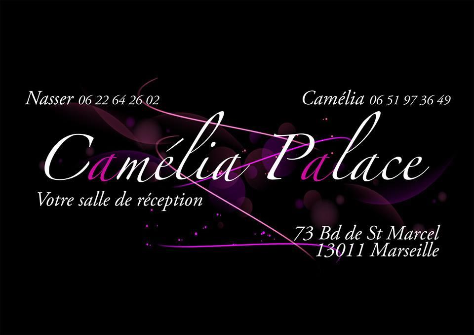 Logo, Camelia Palace, Bledyshop