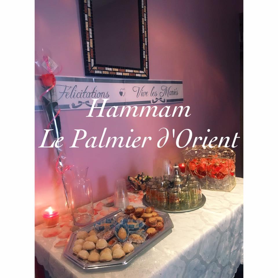 Mariés, Le Palmier d'Orient, Bledyshop
