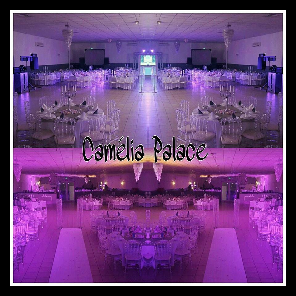 Salle de mariage, Camélia Palace, Bledyshop