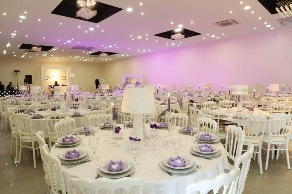 Salle de mariage, Diamant Palace, Bledyshop