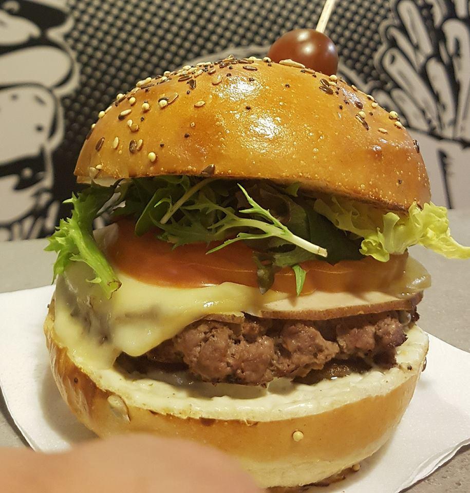 hamburger, Lart'isan, bledyshop